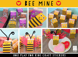 Valentine Shoe Box Decorating Ideas Kids Activity Stickers For Imaginative Play Party Ideas