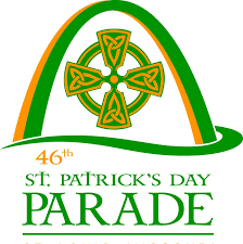 st patrick u0027s day parade st louis home facebook