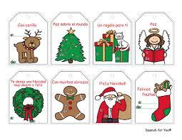 printable spanish christmas cards christmas lights decoration