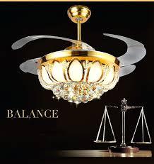 Chandelier Ceiling Fan Light Kit Ceiling Fan Acrylic Crystal Chandelier Type Ceiling Fan Light