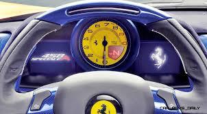 ferrari 458 speedometer 2015 ferrari 458 speciale aperta is top down heaven with 597hp and