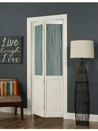 Interior Bifold Doors With Glass Inserts Bifold Doors Interior
