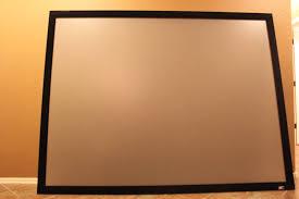 elite home theater screens stereowise plus elite screens ezframe 100 inch fixed frame screen