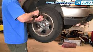 quote on brake job how to install replace front disc brakes chevy s 10 gmc s 15 2wd
