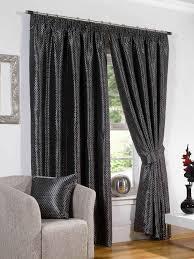 Black And Silver Curtains Black And Silver Curtains Curtains Ideas
