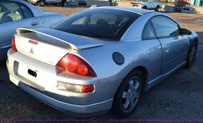 new mitsubishi eclipse 2000 mitsubishi eclipse gt item i8613 sold city of wich