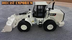 tonkin caterpillar 950 gc wheel loader white edition youtube