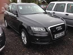 Audi Q5 55 000 Mile Service - used audi q5 se for sale motors co uk