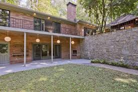 What Is A Mid Century Modern Home House Of The Month Perfect Mid Century Modern In Buckhead