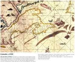 New France Map by A Brief History Of The United States