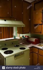 American Kitchen Sink by 1950 U0027s American Kitchen Usa Stock Photo Royalty Free Image