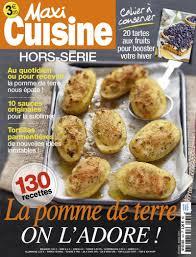recettes maxi cuisine maxi cuisine hors série n 14 abobauer com