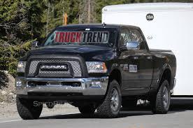 Dodge Ram Power Wagon - plush 2017 ram power wagon laramie caught testing