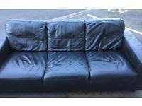 Black Leather Sofas Black Leather Sofa In Belfast Sofas Armchairs Couches U0026 Suites