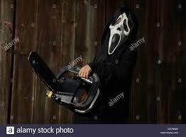 spirit halloween chainsaw man in scary