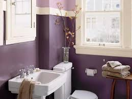 Tiny Bathroom Colors - great small bathroom paint ideas for painting small bathrooms wall