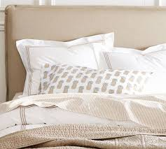 When Can A Baby Have A Pillow And Duvet Hanna Quilt U0026 Sham Pottery Barn
