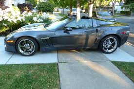 fs for sale 2010 z16 corvette grand sport 6mt 3lt nav cyber