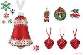blogmas day 10 vintage style christmas tree decorations