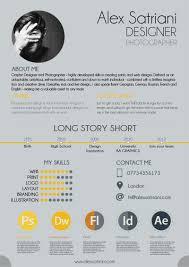 Resume It Skills Resume Creative Resume For Your Job Application