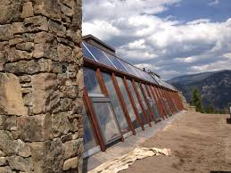 big sky montana u0027s first earthship is complete and open to tour