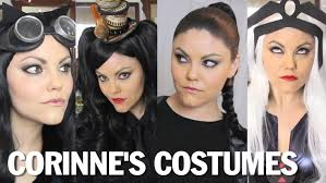 8 easy costumes for badass ladies corinne u0027s costume closet youtube