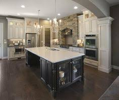 Wood Kitchen Cabinets With Wood Floors by 30 Spectacular White Kitchens With Dark Wood Floors Page 17 Of