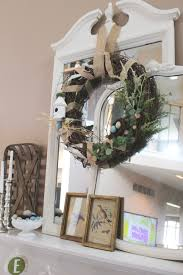 easter home decorating ideas spring mantel easter decor ideas for decorating your mantel for