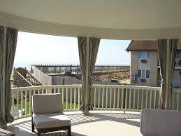 Patio Drapes Outdoor Romantic Outdoor Patio Curtains Home Decor And Design Ideas