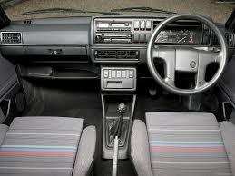 Golf Gti Mk2 Interior Volkswagen Golf Ii Gti 1983 Pictures Information U0026 Specs