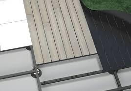 aluminium wins over timber in deck frame construction u2013 eboss