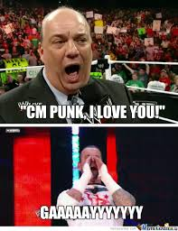Cm Punk Meme - cm punk by n00bsaibot meme center