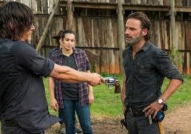 Rick Walking Dead Halloween Costume Hug Rick U0026 Daryl Remind Watch U0027the Walking Dead