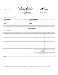 contractor invoice template word example management consulting