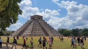 Pyramids In America Map by Mexico Map Tourist Attractions Youtube