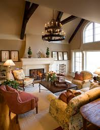 Traditional Living Room Interior Design - ferndale residence traditional living room minneapolis by