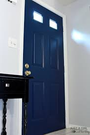 upgrades in the entry how to paint an interior door just a