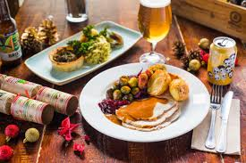 thanksgiving dinner buffet style nottingham brewhouse and kitchen