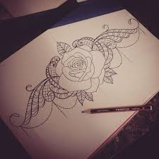 the 25 best flower back tattoos ideas on pinterest vintage rose