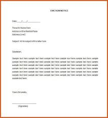 sample notice of eviction eviction notice form 30 day notice to