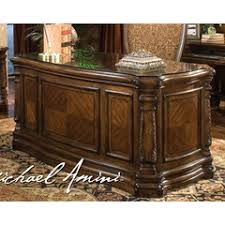 Michael Amini Office Furniture by Aico By Michael Amini Furniture Desks Home Office Desks Home