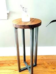 round pedestal accent table tall pedestal table flyingwithemilio com