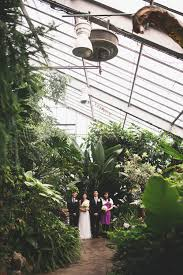 toronto greenhouse intimate wedding u2014 jonathan kuhn photography