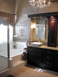 espresso bathroom vanities and cabinets hgtv contemporary birch bathroom