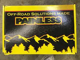 jeep trail sign painless trail rocker wiring kit jk zj xj tj yj cj jeepers market