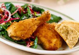 southern oven fried chicken recipe