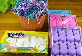 peeps easter bunny candy bouquet