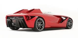 Kode57 Ferrari Based Speedster Unveiled In California Photos