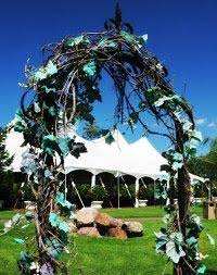 wedding arch grapevine pictures of wedding arches