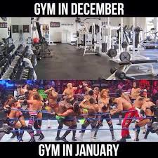 New Years Gym Meme - why new year s resolution goals fail lee hayward s total fitness